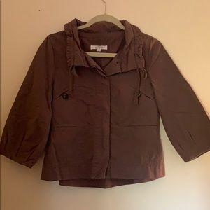 Super cute LOFT crop jacket